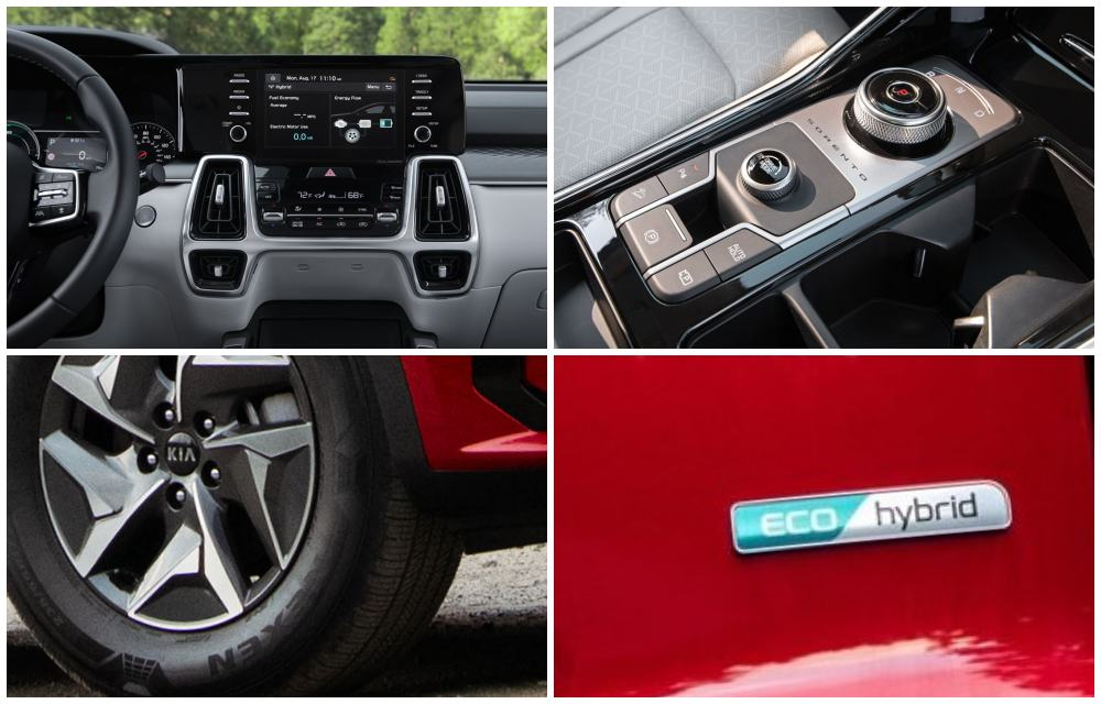 2021 Kia Sorento Hybrid EX